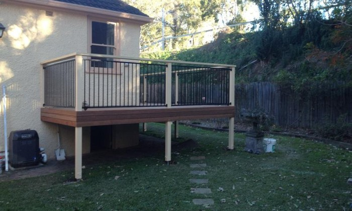 Carpentry Decking